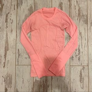 Lululemon Swiftly Tech Longsleeve